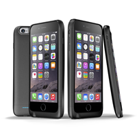 Mojo Invictus 6000 Battery Case for iPhone 6 Plus & 6s Plus